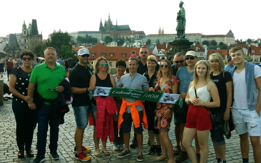 Vereinsausfahrt nach Prag