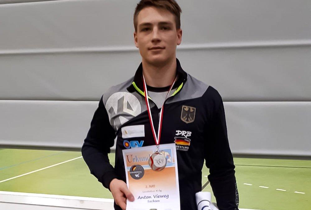 Starker Auftritt von Anton Vieweg beim Brandenburg-Cup