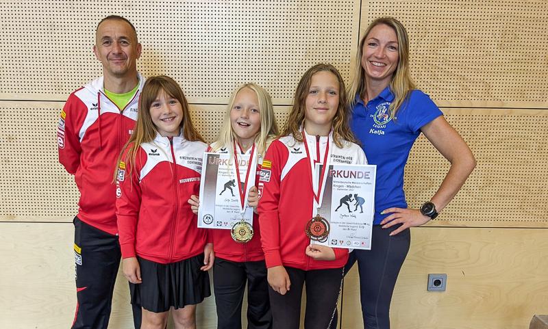 Offene Mitteldeutsche Meisterschaften der weiblichen Jugend am 11.09.2021 in Berlin